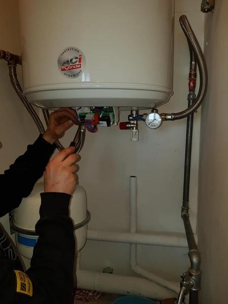 Installation boiler electrique bruxelles